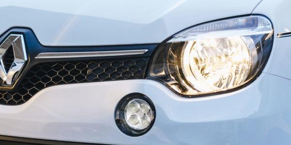 Renault-Lichttest